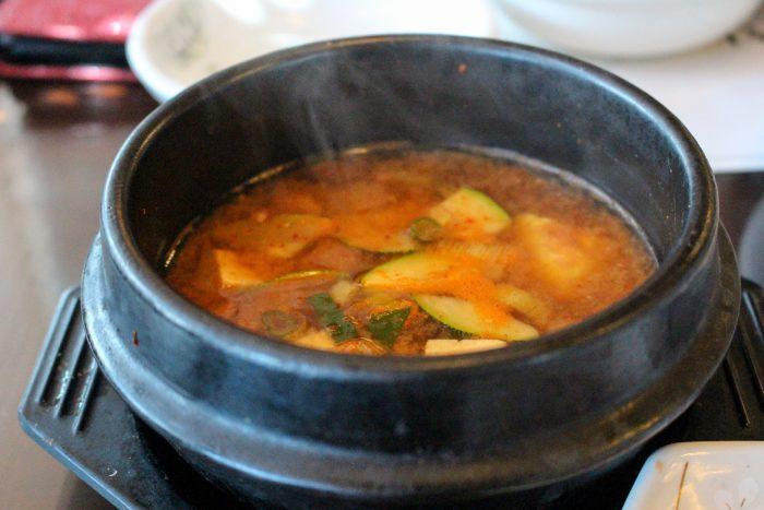 韓国チゲ鍋